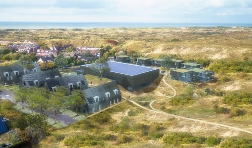 Het beoogde Watertorengebied Egmond aan Zee gaat er niet komen.