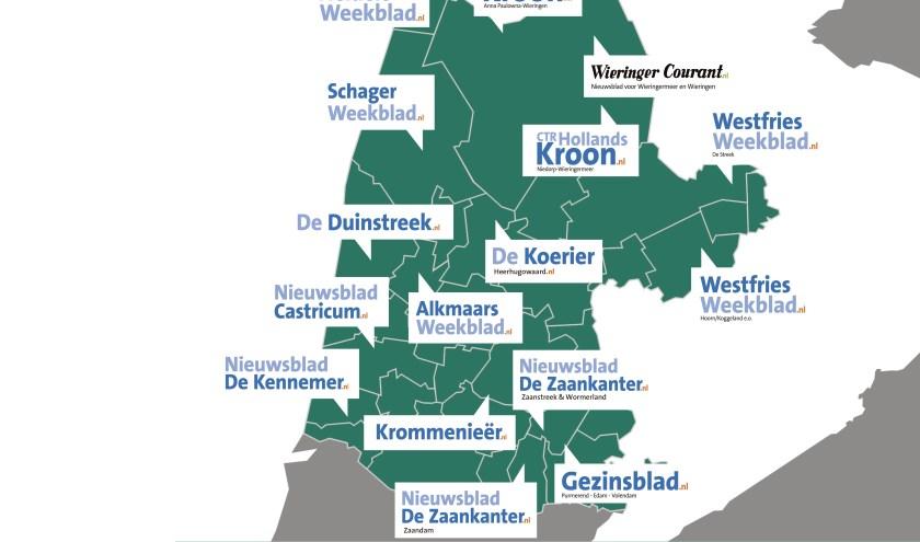 Rodi Media heeft sinds donderdag 19 september de Noord-Hollandse titels van BDUmedia in handen.