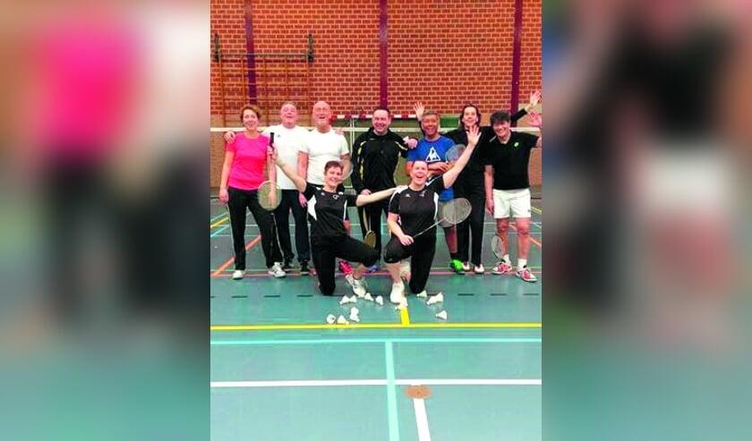 Houd je van badmintonnen, dan kun je je aansluiten bij Joke's Badminton in Heemskerk.