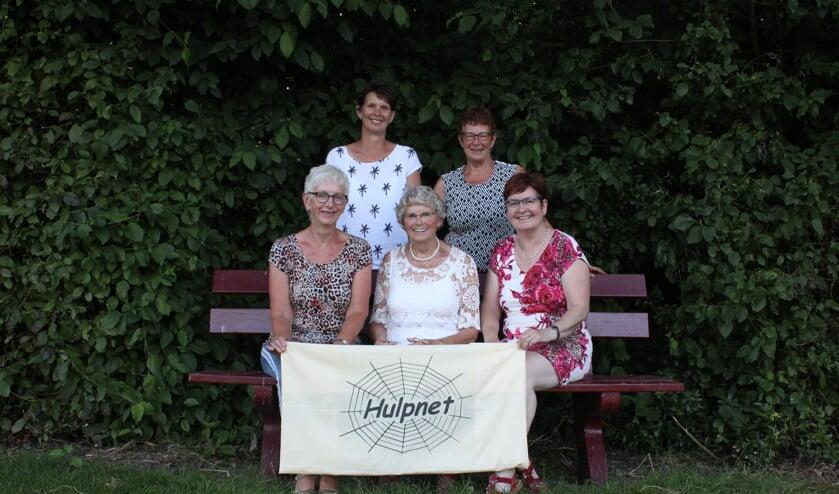 In Lutjebroek helpen de mensen elkaar via Hulpnet.