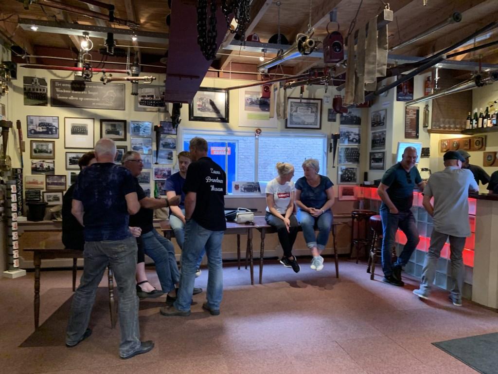 Bij de het Brandweer Museum in Westzaan. Yvette van der Does/RM © rodi