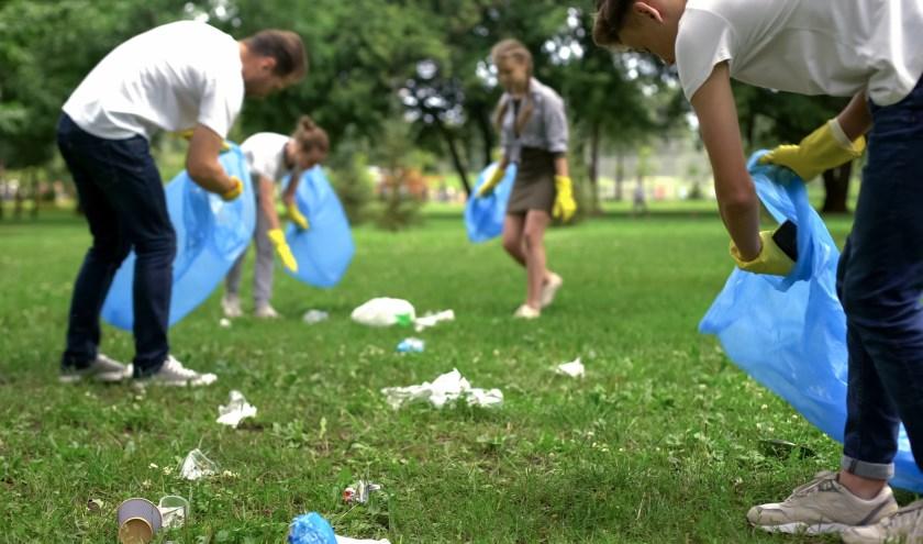 Maak Koggenland een beetje schoner en help mee afval rapen.