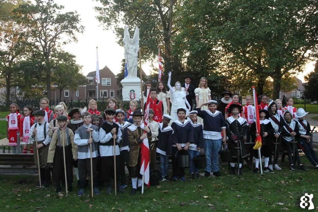 Tot de dag van vandaag herdenken de Alkmaarders het Beleg en vieren het Ontzet. (Foto: aangeleverd) © rodi