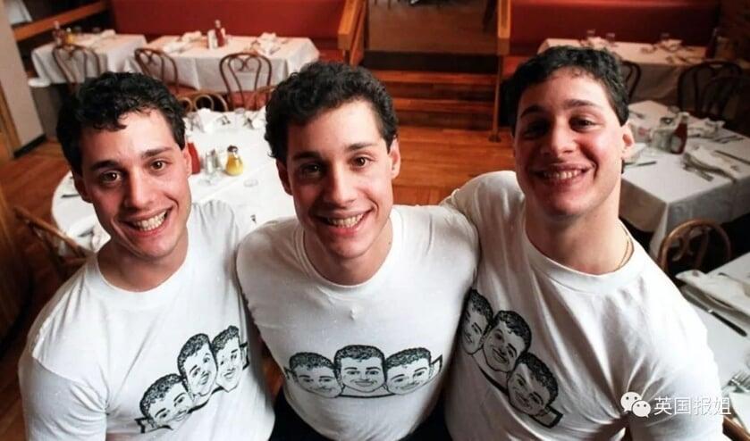 Three Identical Strangers gaat over de drieling Robert, David en Eddy.