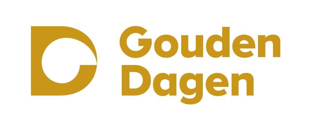 Het logo van Gouden Dagen.  © rodi