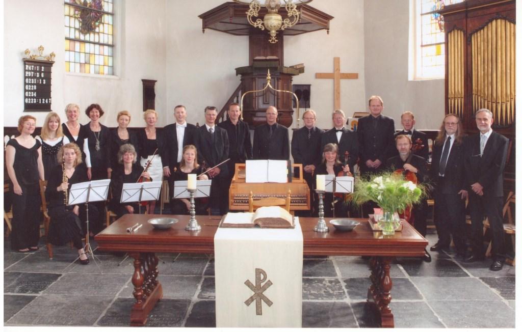 Ter gelegenheid van het 200 jarige bestaan van de Kooger Kerk wordt zondag Cantate 194 van Bach uitgevoerd.  aangeleverd © rodi