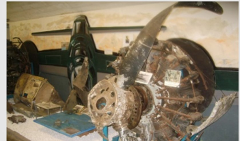 Zuigermotoren uit de Tweede Wereldoorlog.