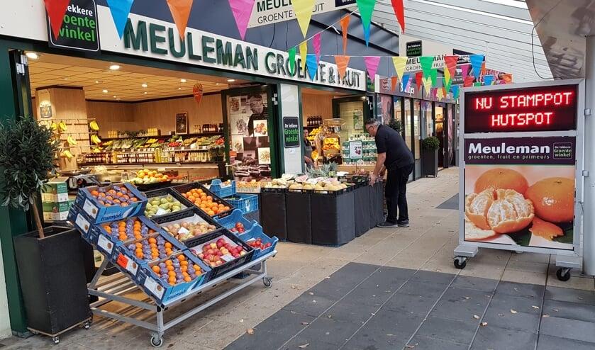 Meuleman Groente&Fruit tegenwoordig.