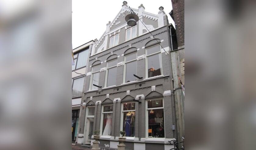 Onderduikadres in de Peperstraat.
