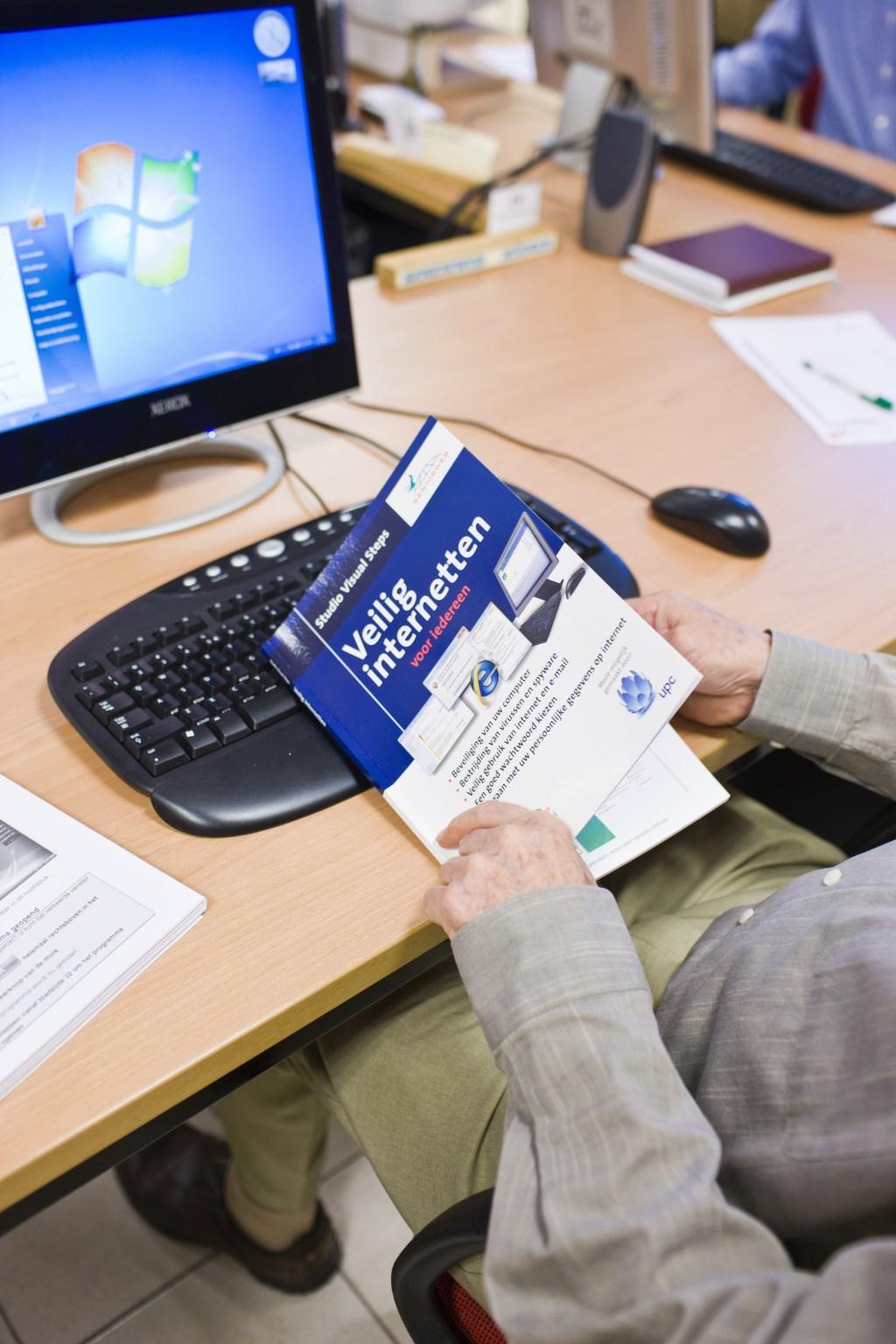 Er zijn cursussen Windows 10 en cursussen voor Apple-apparatuur. (Foto: www.ivarpel.nl) © rodi