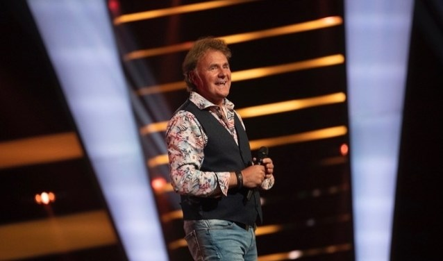 IJsbrand van Belleghem schittert 6 september bij de blind auditions van TVS.