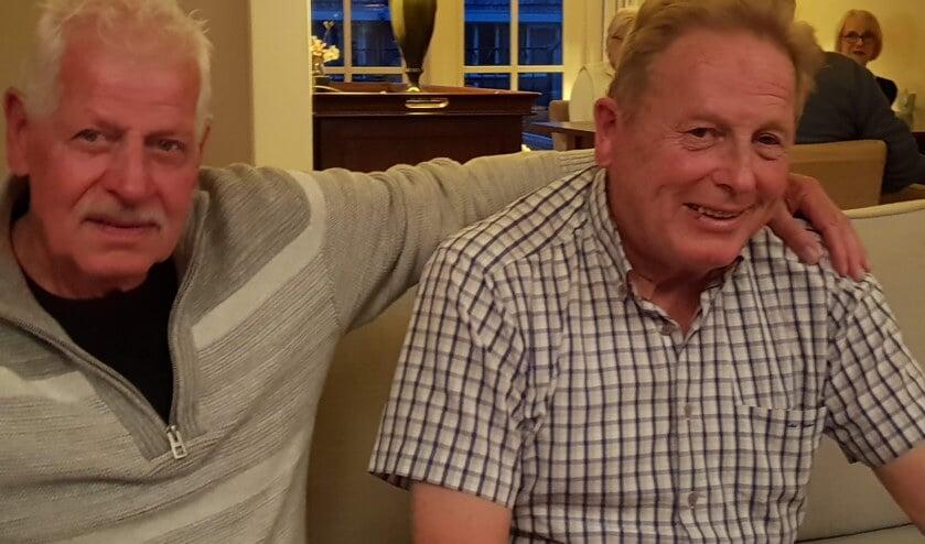 Reinier Kok en Rinus de Drijver komen na zestig jaar terug uit Australië om nog één keer de Harddraverij mee te maken.