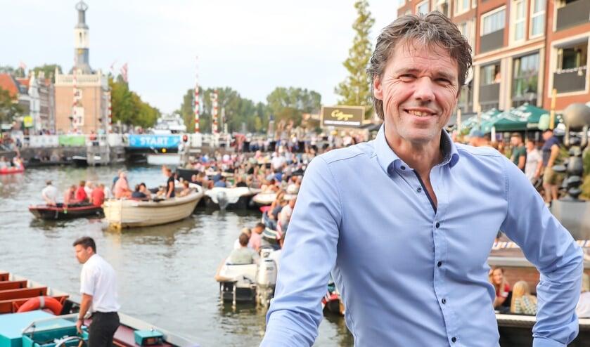 Erwin de Gorp, Adviseur Private Banking Rabobank Alkmaar.