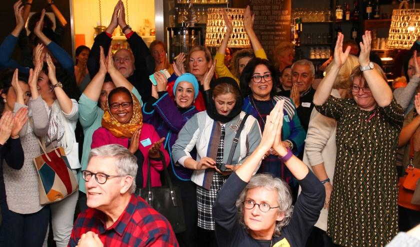 Op Roet organiseert vele interculturele ontmoetingen in West-Friesland.