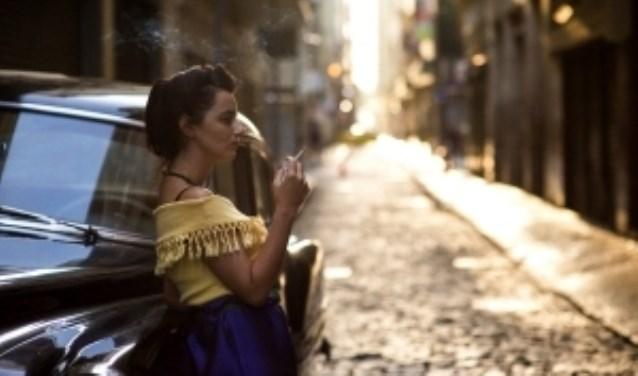 Scene uit de film 'the invisible life of euridice gusmao'.
