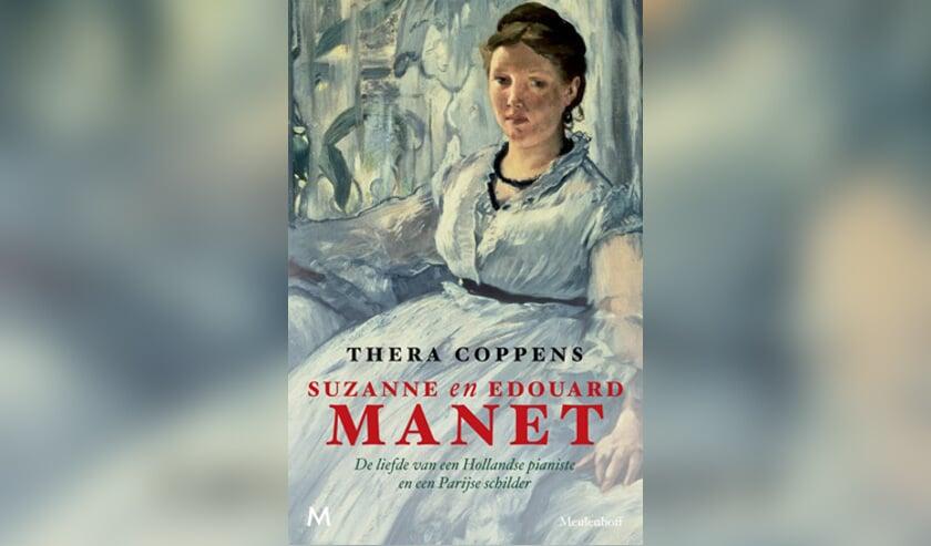 Amsterdam, Cultuur-Historische vereniging organiseert de lezing 'Suzanne en Edouard Manet'.