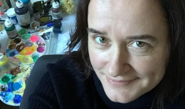 Milja Praagman is te gast in de Bibliotheek Purmerend