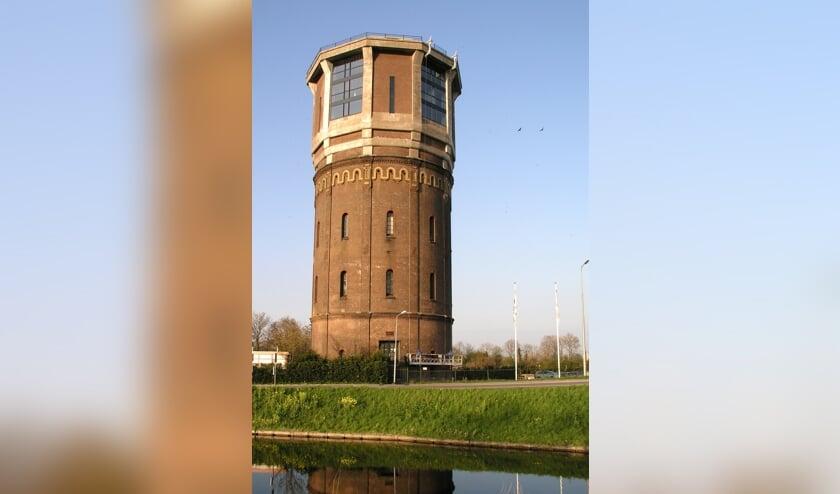De watertoren is het onderkomen voor een bijeenkomst met impact.