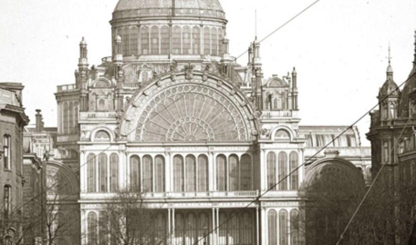 Paleis voor de Volksvlijt in Amsterdam.