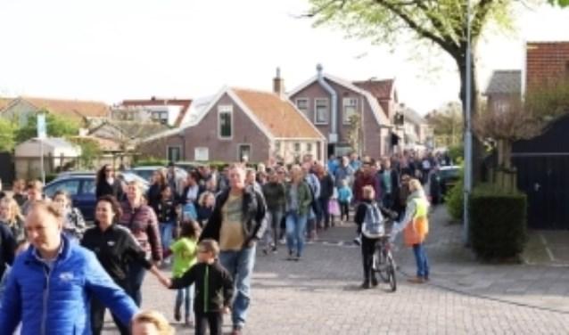 Gaat de 59e editie van de Avondvierdaagse Uitgeest dit jaar door?