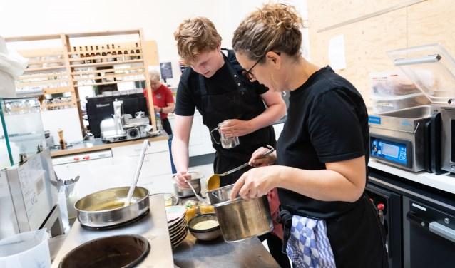 De Oude Keuken (DOK) toegelaten tot de Code Sociale Ondernemingen.