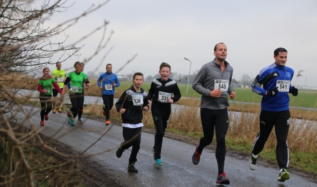 Vergeet niet snel in te schrijven voor de Runnersworld-Polderloop in Obdam.