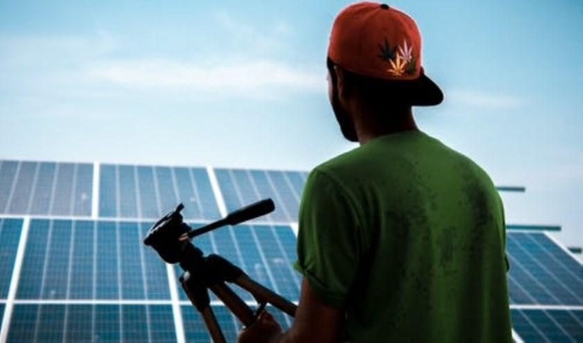Den Helder stap voor stap duurzaam met zonnepanelen.