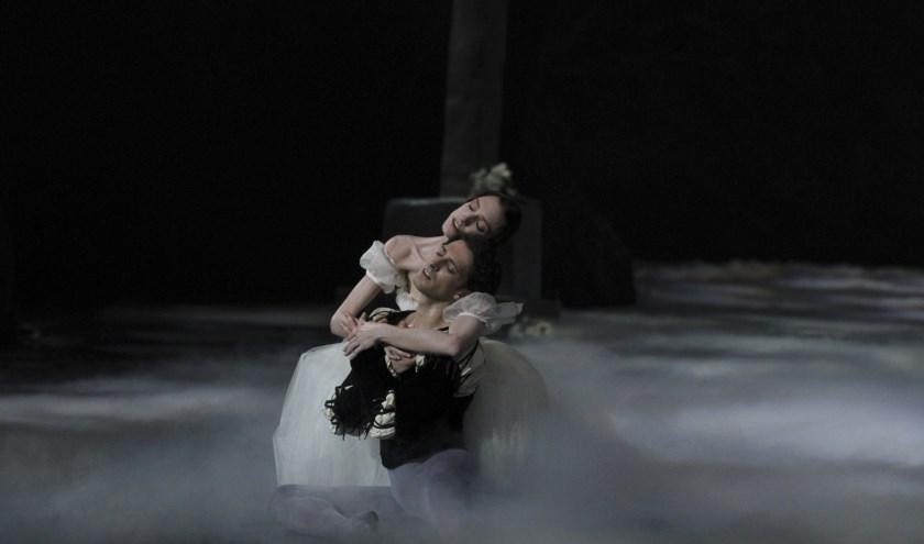 Still uit Balletklassieker Giselle.