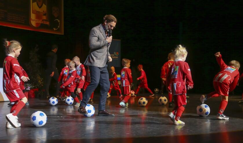 Van de Westfriese Sportverkiezingen wordt elk jaar een waar feest gemaakt voor jong en oud.