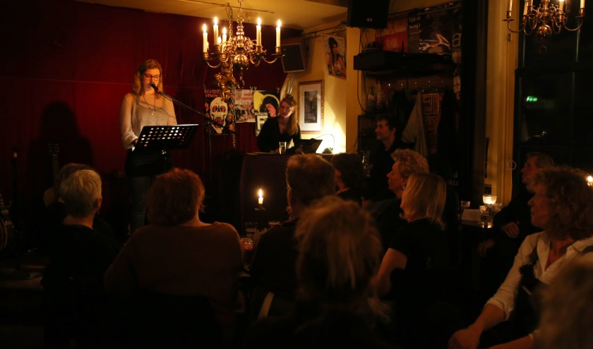 In Café Camille vindt het Lokaal Vertaal Gala plaats.