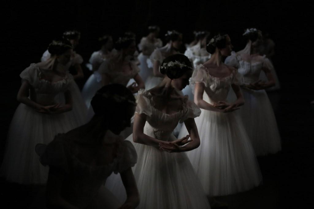 Danseressen in Balletklassieker Giselle. (Foto: Svetlana Loboff) © rodi