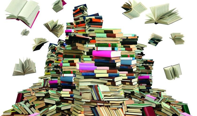 Op zoek naar dat ene boek? Kom lekker struinen op de boekenmarkt in Pancratius.