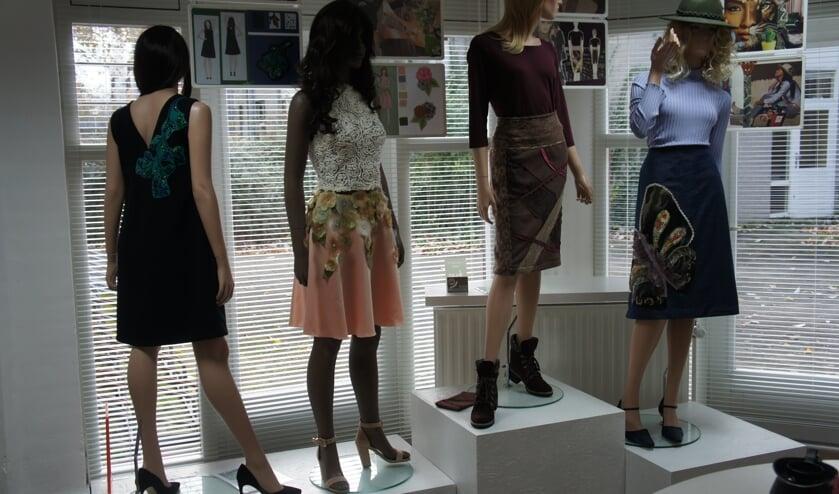 Modevakschool Nancy is afgelopen jaar met succes van start gegaan.
