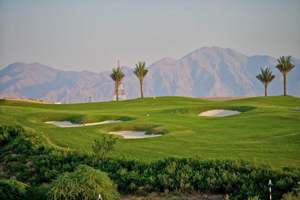 Muscat Hills, net buiten de stad, is voor iedereen een aanrader.  © rodi