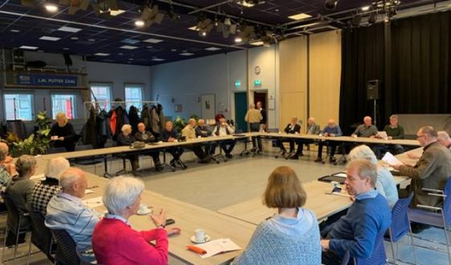 Op 11 januari 2020 is in Dorpshuis 'De Zwaan' in Uitgeest de PvdA-afdeling Kennemerland Midden opgerich