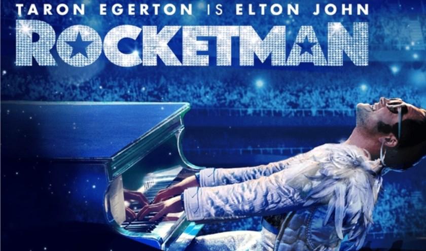 Vrijdag 10 januari presenteert De Zwaan Cultureel de film Rocketman.