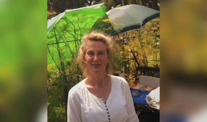 Scenarioschrijver en publicist May Verheyen.