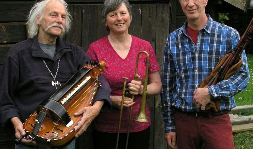Folie du Nord, traditionele instrumenten en zang.