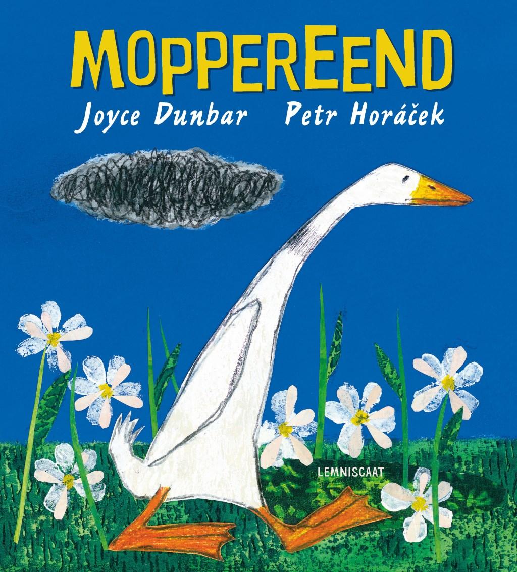 Omslag boek van Jouyce Dunbar en Petr Horácek. Foto: KopGroep Bibliotheken. © rodi