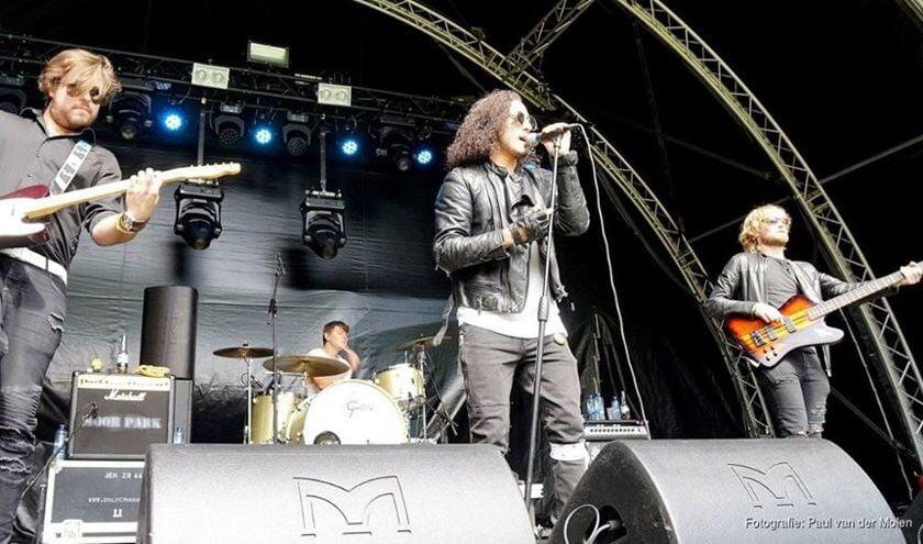 Optreden van Moor Park.