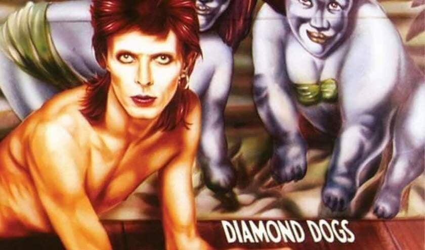 De band trakteert het publiek op een reeks classics van 'The Main Man'.