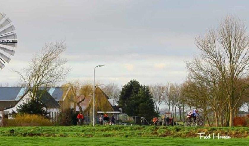 Doe mee met de MTB Vooroevertocht en rijd door het mooie West-Friesland.