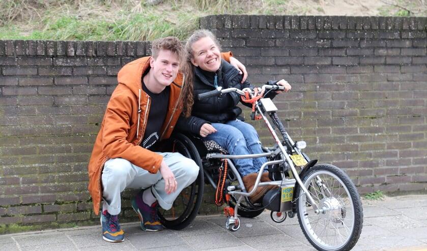 Stan Nijhuis (18) en Jessie Tik (18) organiseren een Game Night in jongerencentrum JOEB