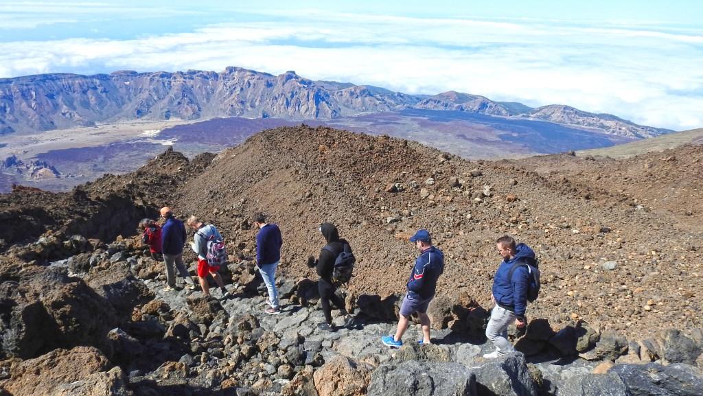Ben je op Tenerife, bezoek dan het nationaal park rond de Teide en maak een wandeling in het surrealistische vulkaanlandschap. (Foto: Eric Korver) © rodi