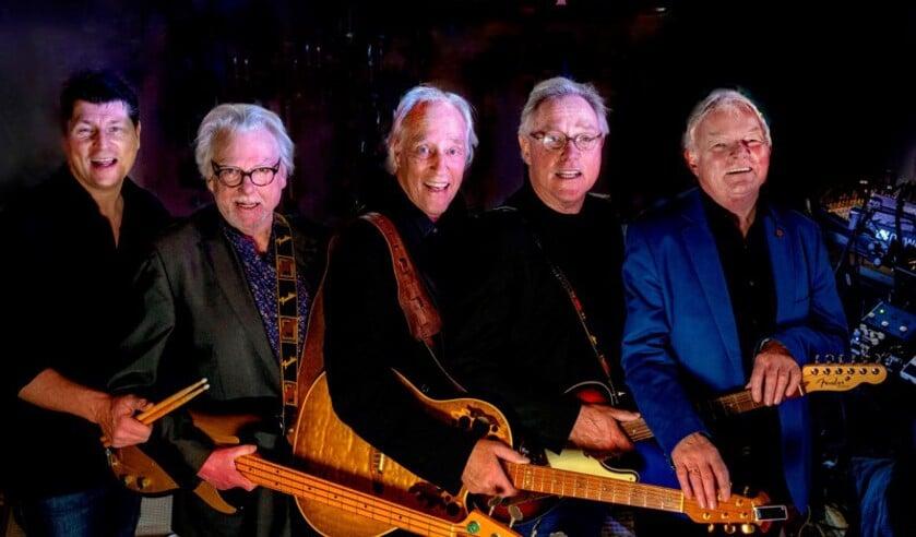 De formatie uit Zaandam speelt covers uit de jaren zestig.