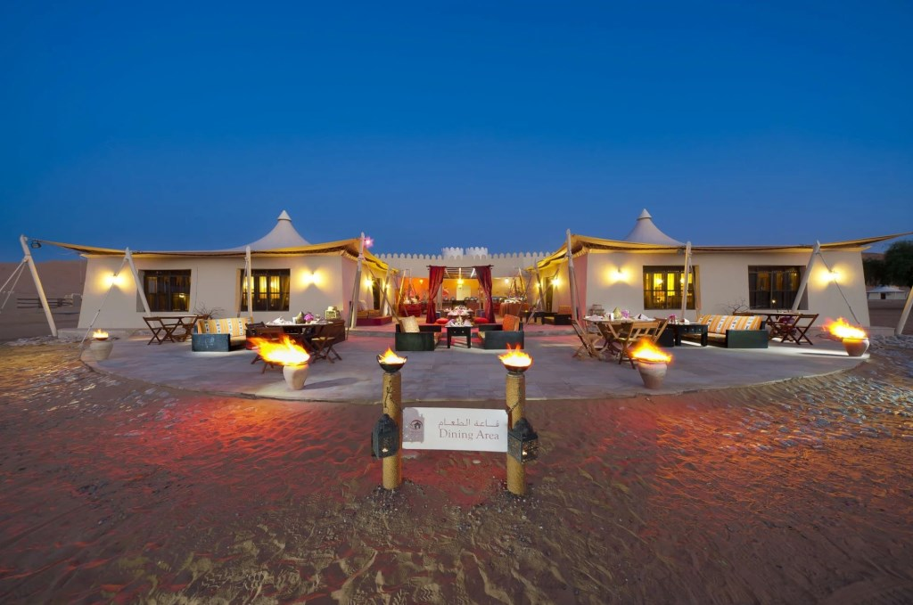 Zoek het avontuur, overnacht eens in de woestijn.  © rodi