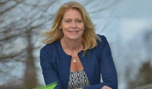 Burgemeester Luzette Kroon.