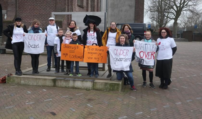 De Kweekvijver nam in Oostzaan het voortouw.