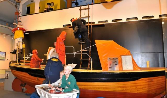 Het IJmuider Zee- en Havenmuseum is open als de leraren staken op 30 en 31 januari.