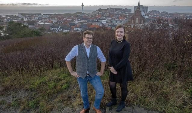 Joost, regiodirecteur Egmond-Heiloo en Fleur, trainee Innovatie van Zorgcirkel Prins Hendrik zijn op zoek naar vrijwilligers en ervaringsdeskundigen.